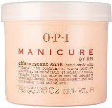 Profumi e cosmetici Sale effervescente con minerali per manicure - O.P.I. Manicure Effervescent Soak