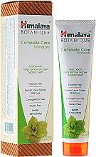 Profumi e cosmetici Dentifricio con menta piperita - Himalaya Herbals Complete Care