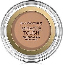 Profumi e cosmetici Fondotinta crema-cipria - Max Factor Miracle Touch