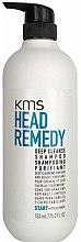 Profumi e cosmetici Shampoo pulizia profonda - KMS California Head Remedy Deep Cleanse Shampoo