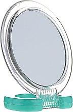 Profumi e cosmetici Specchietto cosmetico, 5053, verde - Top Choice