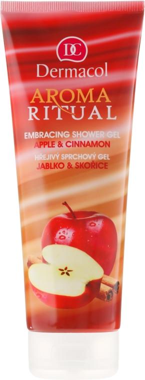 Gel doccia - Dermacol Aroma Ritual Shower Gel Apple & Cinnamon