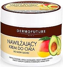 Profumi e cosmetici Crema corpo idratante per la pelle secca - DermoFuture Body Cream