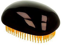 Profumi e cosmetici Spazzola per capelli, nero-brillante - Twish Spiky 3 Hair Brush Shining Black