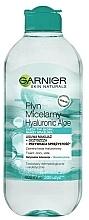 Profumi e cosmetici Acqua micellare - Garnier Skin Naturals Hyaluronic Aloe Micelar