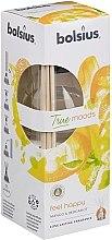 """Profumi e cosmetici Diffusore di aromi """"Mango e bergamotto"""" - Bolsius Fragrance Diffuser True Moods Feel Happy"""