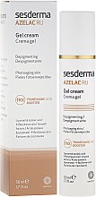 Profumi e cosmetici Crema gel viso schiarente - SesDerma Laboratories Azelac Ru Gel Cream