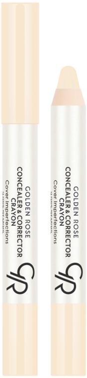 Correttore viso - Golden Rose Concealer & Corrector Crayon