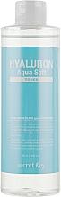 Profumi e cosmetici Tonico viso all'acido ialuronico - Secret Key Hyaluron Aqua Soft Toner
