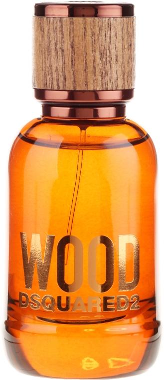 Dsquared2 Wood Pour Homme - Set (edt/50ml + sh/gel/50ml + ash/b/50ml) — foto N5