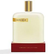 Profumi e cosmetici Amouage The Library Collection Opus IV - Eau de Parfum