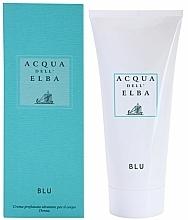 Profumi e cosmetici Acqua Dell Elba Blu - Crema corpo idratante
