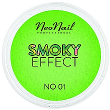 """Profumi e cosmetici Pigmento al neon per unghie """"Smoky Effect"""" - NeoNail Professional Smoky Effect"""
