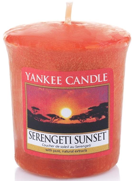 Candela profumata - Yankee Candle Serengeti Sunset — foto N1