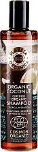 Profumi e cosmetici Shampoo idratante - Planeta Organica Organic Coconut Natural Hair Shampoo