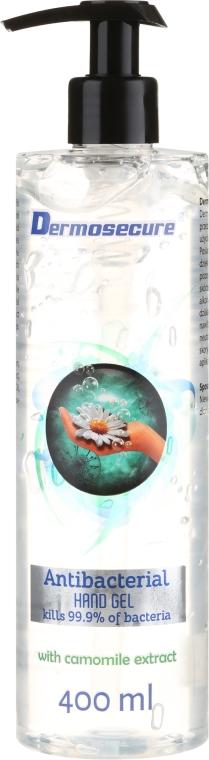 Gel mani antibatterico alla camomilla - Dermosecure Antibacterial Hand Gel