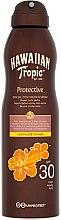 Profumi e cosmetici Olio secco abbronzante - Hawaiian Tropic Protective Dry Oil Spray SPF 30