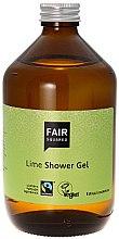 "Profumi e cosmetici Gel doccia ""Lime"" - Fair Squared Lime Shower Gel"