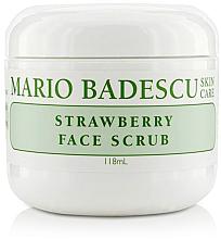 Profumi e cosmetici Scrub viso alla fragola - Mario Badescu Strawberry Face Scrub