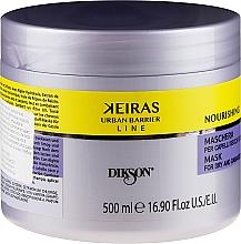 Profumi e cosmetici Maschera capelli nutriente - Dikson Keiras Nourishing Mask