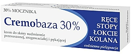 Profumi e cosmetici Crema all'urea emolliente e idratante - Farmapol Cremobaza 30%