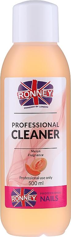 """Sgrassatore per unghie """"Melon"""" - Ronney Professional Nail Cleaner Melon"""