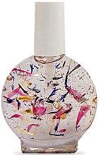 Profumi e cosmetici Olio unghie e cuticola - Kabos Nail Oil Bouquet Of Flowers
