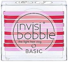 Profumi e cosmetici Set elastici capelli - Invisibobble Basic Jelly Twist