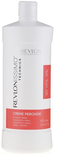 Perossido-crema - Revlon Professional Creme Peroxide 20 Vol. 6%