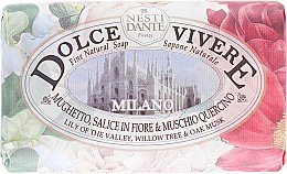 """Profumi e cosmetici Sapone """"Dolce Vivere Milano"""" - Nesti Dante Dolce Vivere Milano"""