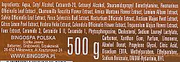 Maschera per capelli con estratto di lievito - BingoSpa Hair Mask From Yeast Extract — foto N3