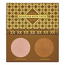 Profumi e cosmetici Palette illuminanti - Zoeva Caramel Melange Highlighter