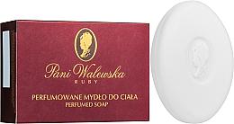 Profumi e cosmetici Sapone profumato - Pani Walewska Ruby Soap