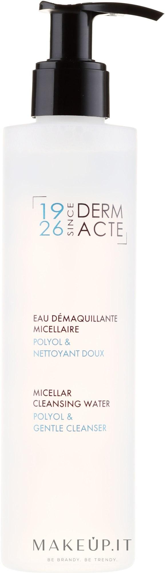 Acqua micellare struccante - Academie Derm Acte Micellar Water — foto 200 ml