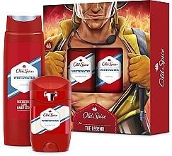 Profumi e cosmetici Set - Old Spice Whitewater Fireman (deo/50ml + sh/gel/250ml)