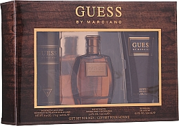 Profumi e cosmetici Guess by Marciano - Set (edt/100ml + sh/gel/200ml + deo/226ml)