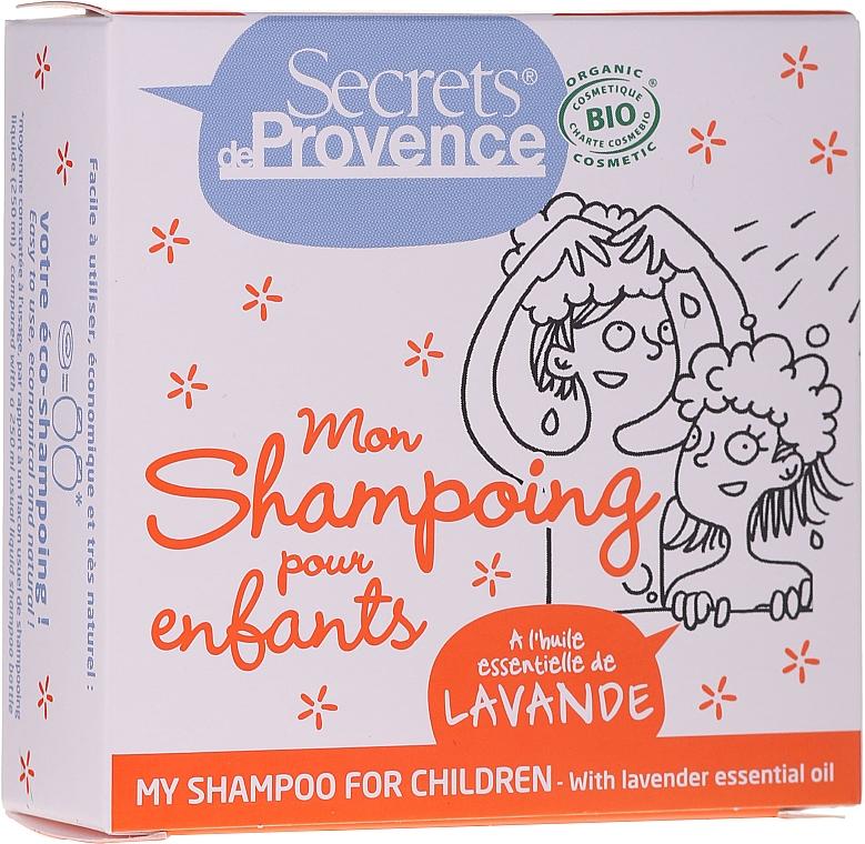 Shampoo per capelli - Secrets De Provence My Children Shampoo Lavender Essential Oil