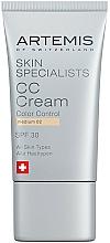 Profumi e cosmetici CC crema - Artemis of Switzerland Skin Specialists CC Cream