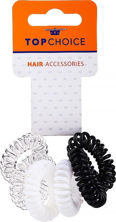 Elastici per capelli 6 pz, 22401 - Top Choice