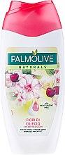 "Profumi e cosmetici Gel doccia ""Color amareno"" - Palmolive Naturel Cherry Blossom Shower Gel"