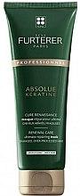 Profumi e cosmetici Maschera per capelli spessi - Rene Furterer Absolue Keratine Renewal Care Mask Thick Hair