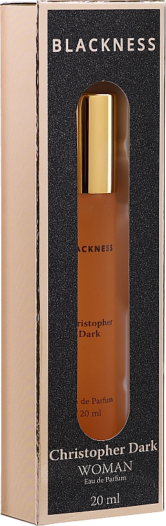 Christopher Dark Blackness - Eau de Parfum (mini)