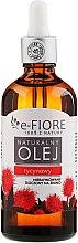 Profumi e cosmetici Olio di ricino - E-Fiore Natural Oil