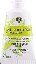 Profumi e cosmetici Scrub per il cuoio capelluto - Yves Rocher Oxygenating Scrub