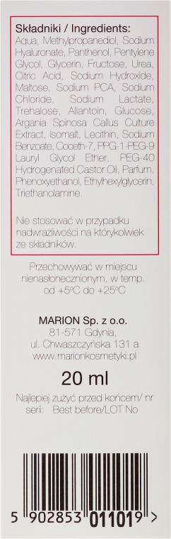 Siero per il viso, collo e decollete - Marion Golden Skin Care — foto N3
