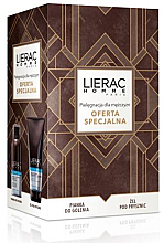 Profumi e cosmetici Set - Lierac Homme (shaving/mousse/150ml + gel/200ml)