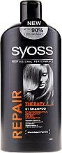 Profumi e cosmetici Shampoo per capelli secchi e danneggiati - Syoss Repair Therapy