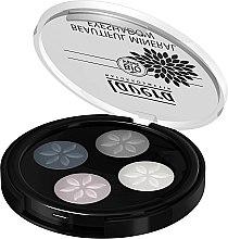 Profumi e cosmetici Ombretto occhi - Lavera Beautiful Mineral Eyeshadow Quattro