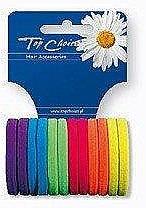 Profumi e cosmetici Elastici per capelli 12 pezzi, 22487 - Top Choice