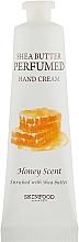 Profumi e cosmetici Crema mani - Skinfood Shea Butter Perfumed Hand Cream Honey Scent